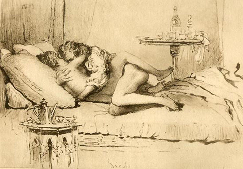 Ебля с пушкиным