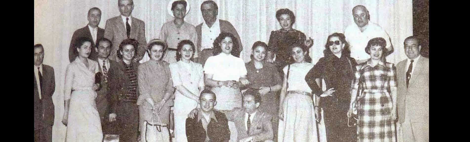 Η ΕΠΙΘΕΩΡΗΣΗ ΣΤΟ ΑΚΡΟΠΟΛ ΤΟΥ '50 (ΚΑΙ ΜΕΤΑ)