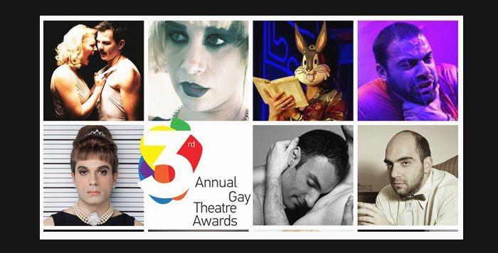 GAY THEATRE AWARDS 2014