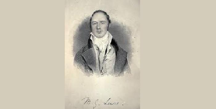 LEWIS GREGORY MATTHEW