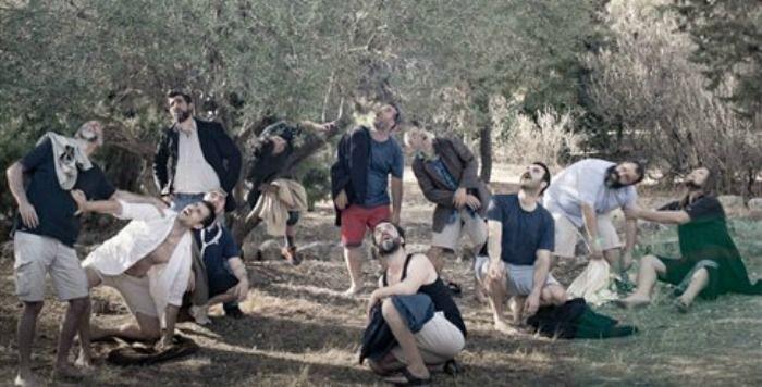 ΣΤΙΣ ΠΡΟΒΕΣ ΤΗΣ ΠΑΡΑΣΤΑΣΗΣ 'ΟΙΔΙΠΟΥΣ ΤΥΡΑΝΝΟΣ' ΜΕ ΤΟΝ RIMAS TUMINAS